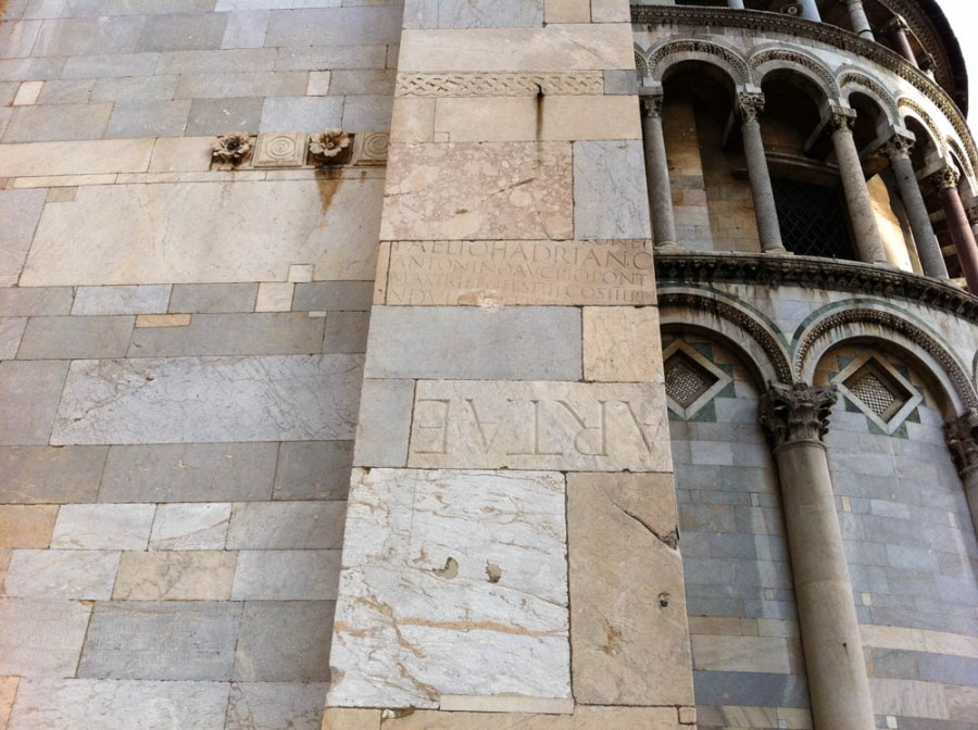 Pisa Cathedral: Upcycling since 1064