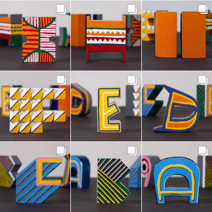 We are doing @36daysoftype again!