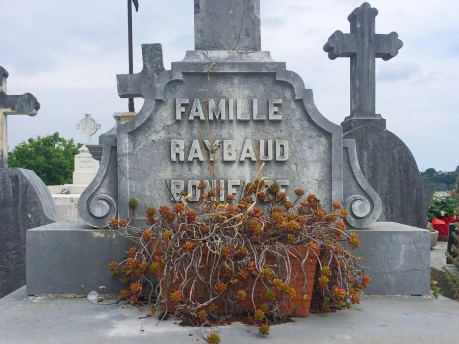 Saint Paul de Vence Cemetery