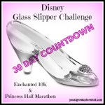 Disney Glass Slipper Challenge 30 Day Countdown Quiz!
