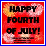 Friday Five: Happy Fourth of July!