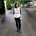 NFL Game Day Style for the un-Frumpy Sports Mom