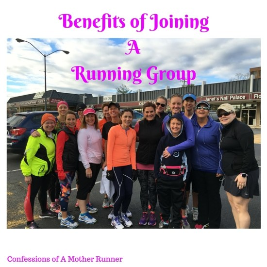 Benefits of Joining a Running Group
