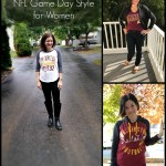 NFL Game Day Style for Women