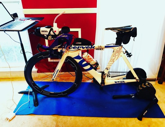 Bike trainer Wahoo KICKR