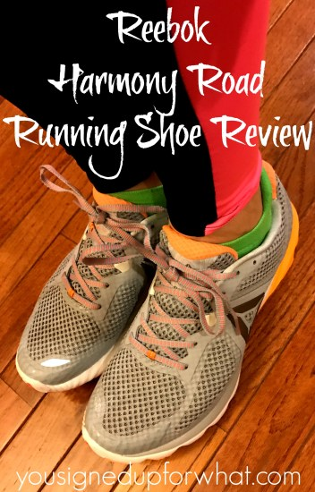 fdaafef82bf7a9 Reebok Harmony Road Running Shoe Review - You Signed Up For WHAT !