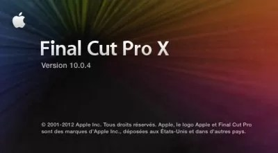 fcpx 10.0.4
