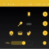 Mises à jour GarageBand sur iOS