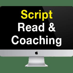 Script Read Coach Session Product