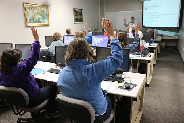 classroom testing e-learning