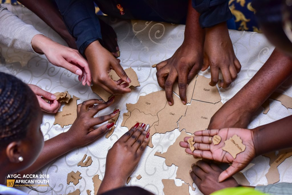 African Youth And Governance Convergence - Fixing the African Map puzzle