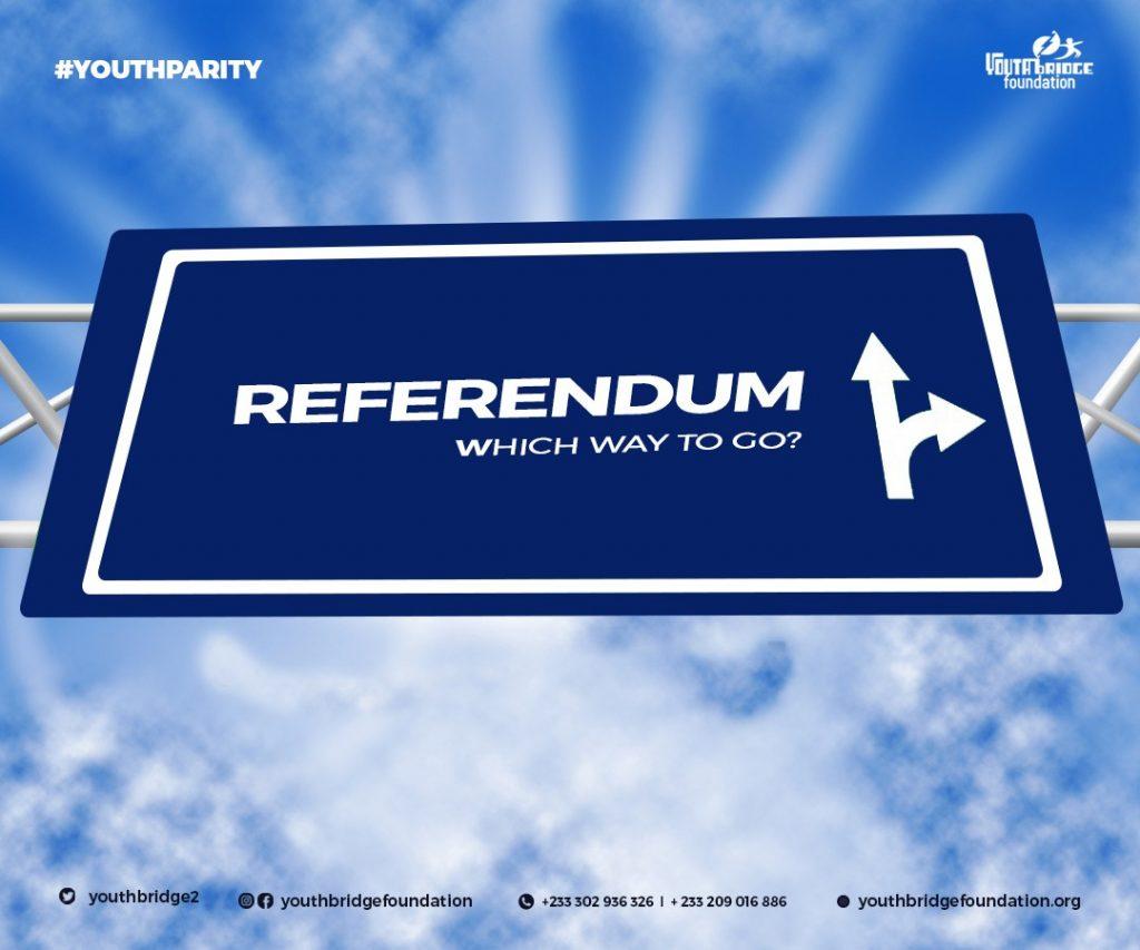 Put referendum on hold -Youth Bridge Foundation
