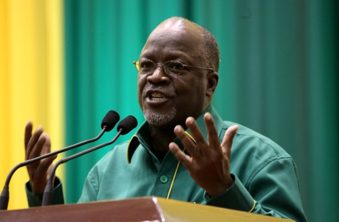 YBF TRIBUTE TO THE LATE PRESIDENT H.E JOHN POMBE MAGUFULI OF TANZANIA – INTERNATIONAL YOUTH FORUM VIRTUAL