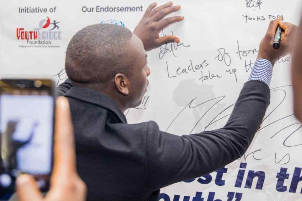 YBF Zambia launches 11th African Youth and Governance Convergence