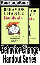 Behavior Change classroom management books