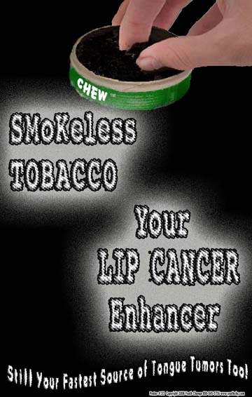 Anti-Tobacco Poster