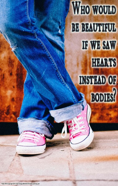 body image poster