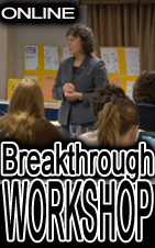 online Breakthrough Professional Development Workshop