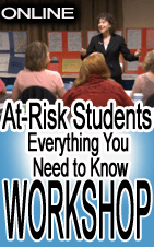 At-Risk Students Teacher Workshop