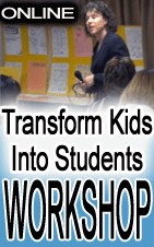 student school success online workshop