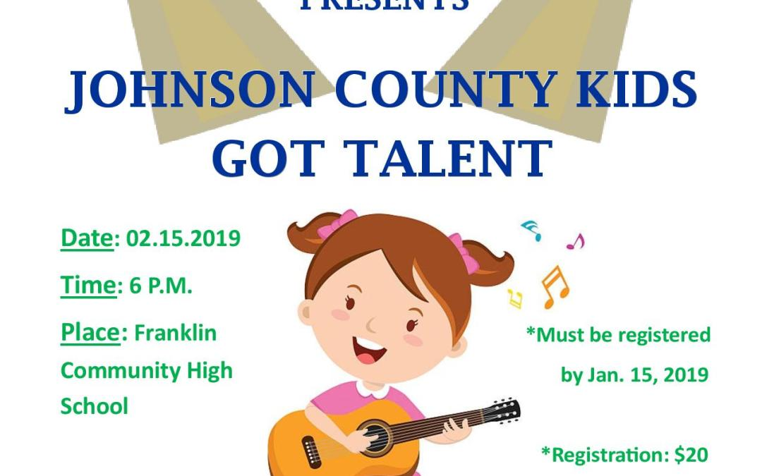 Johnson County Kids Got Talent