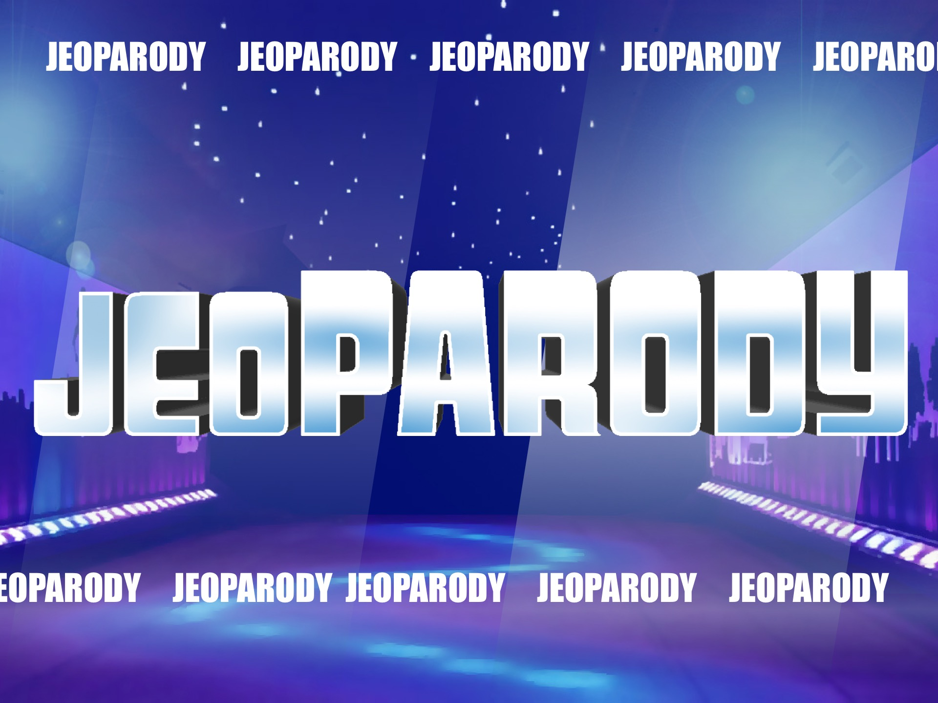 Jeopardy Powerpoint Game Template