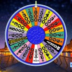 Wheel Of Fortune Powerpoint Game Youth Downloads
