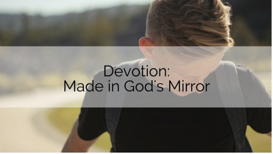 made in God's mirror
