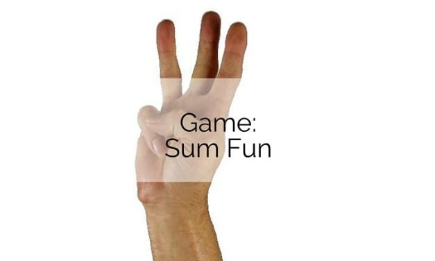 Game: Sum Fun