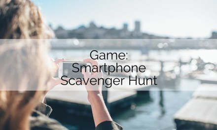 Game: Smartphone Scavenger Hunt