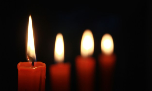 Devotion: The Candles of Joy and Love