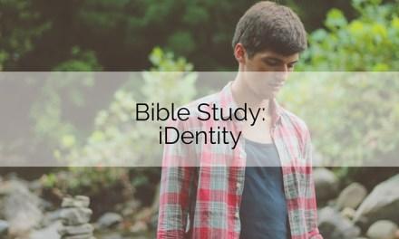 Bible Study: iDentity