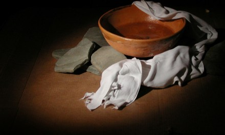 Devotion: Altars of Thankfulness – Washed by Him