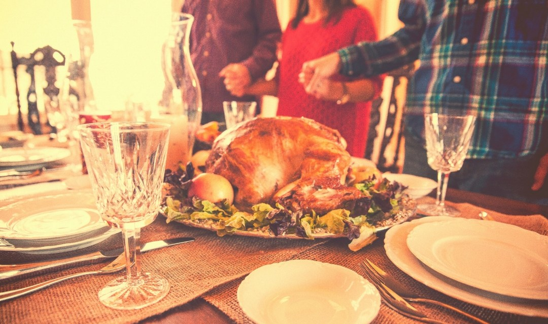 A Thanksgiving for Families