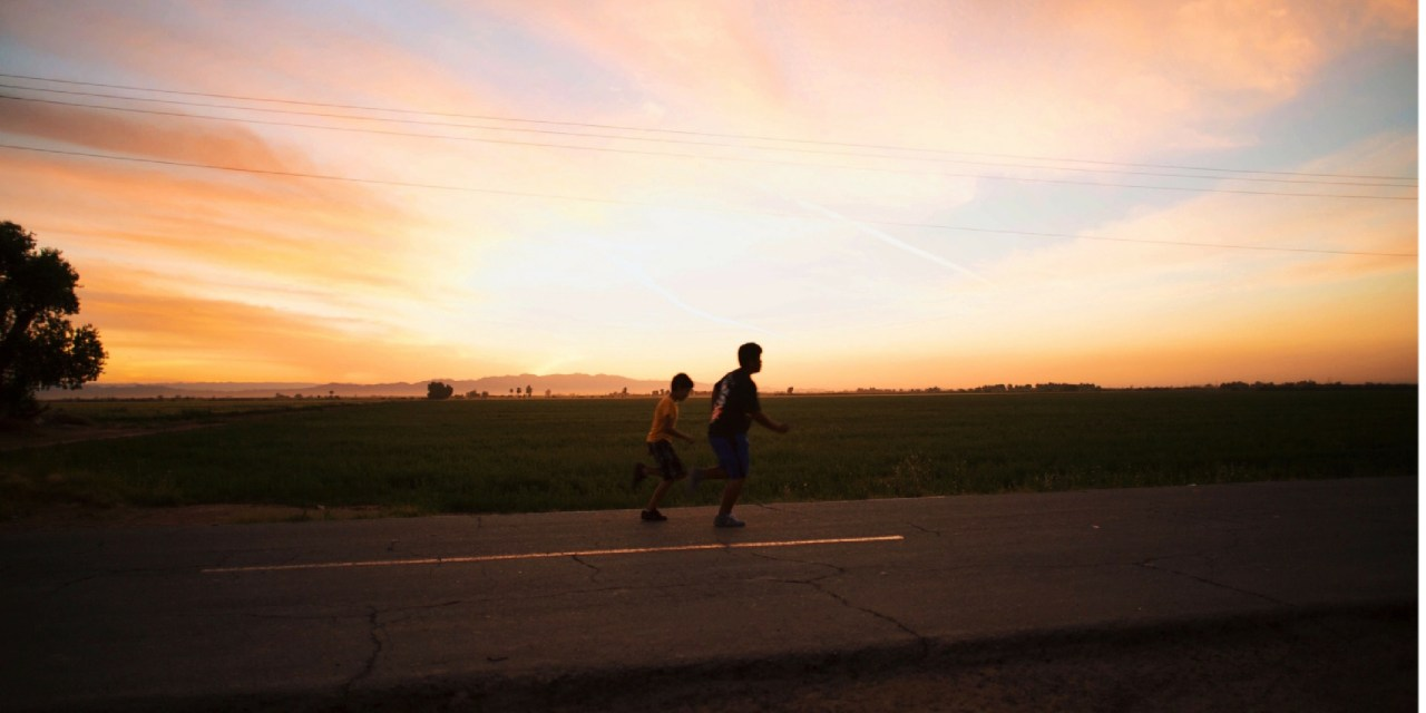 The Stride: Going the Distance