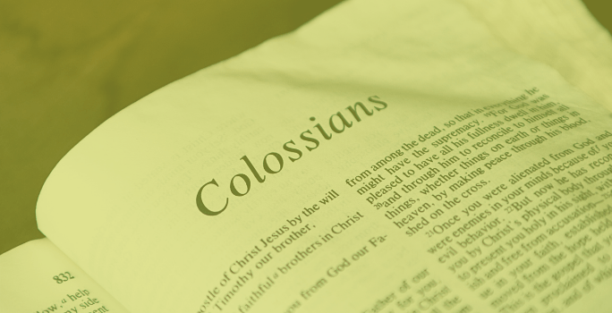 Devotions and Studies in Colossians
