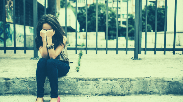 Giving Comfort to Hurting Teens