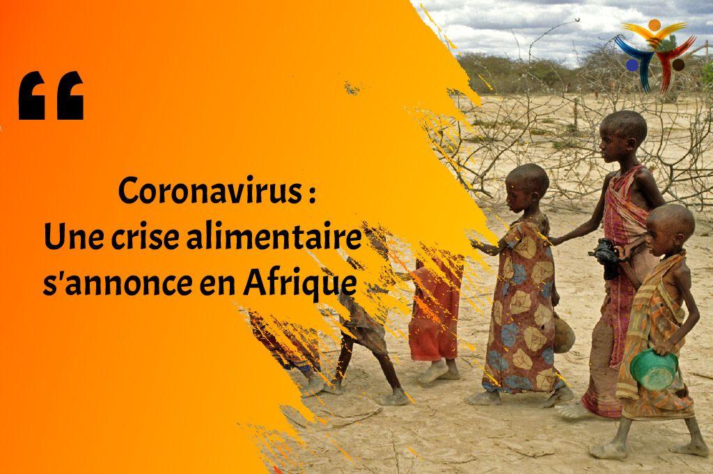 冠状病毒在非洲的青年中面临严峻的食品危机