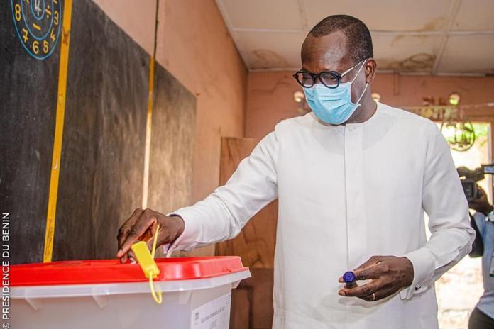Kommunal im Jahr 2020: Beninese trotz Pandemie gerufen