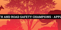 National Road Safety Youth Champions in Anglophone Africa apply now!