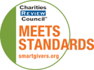 charities review seal
