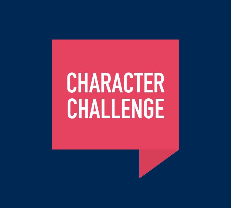 Character Challenge