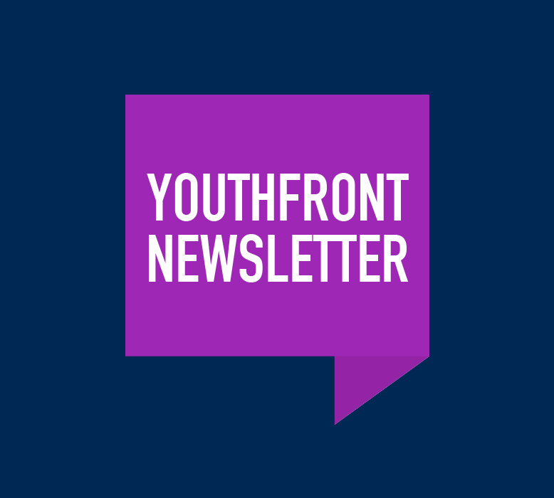 YouthFront Newsletter