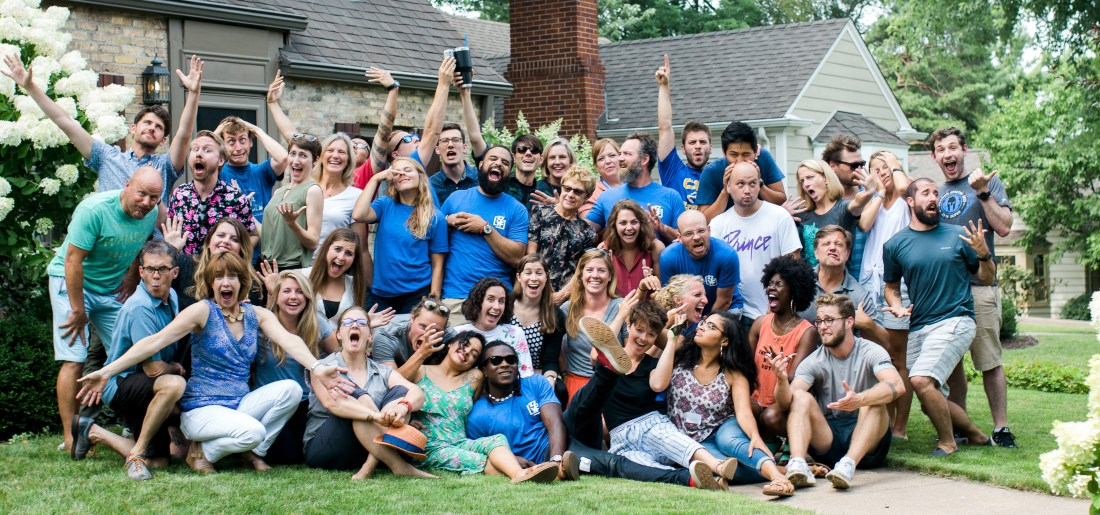 Youth Frontiers' 2018 Staff