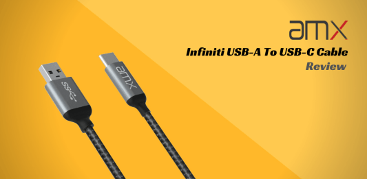 AMX USB Type C Cable Review