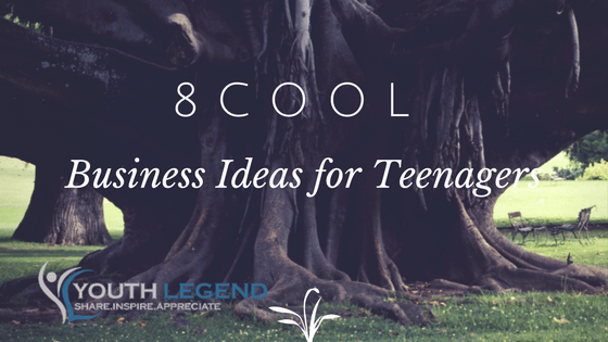 8 Cool Business Ideas For Teenagers!