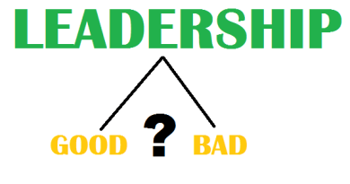 5 poor habits of leader
