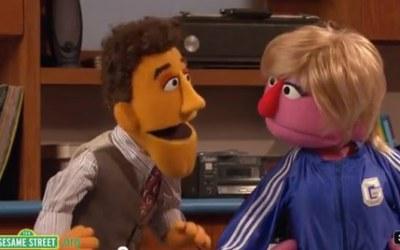 Sesame Street G: Glee Parody