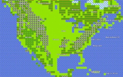 Finally, 8 Bit Google Maps!