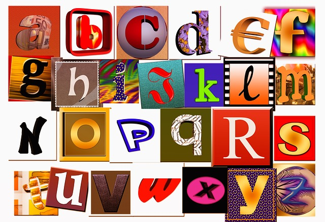 5 Sites for Free Fonts